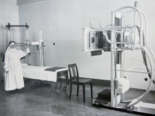 Röntgen im Juliusspital