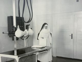 Bestrahlung im Juliusspital