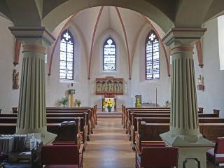 Antoniushaus-Kapelle-Kloster-Oberzell