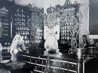 Apotheke im Juliusspital
