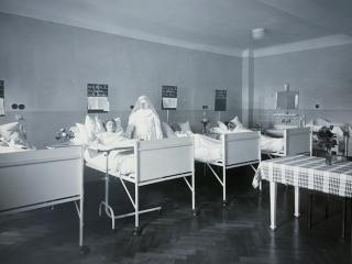 Pflege im Juliusspital